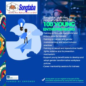 Songtaba launches programme to support 100 young entrepreneurs